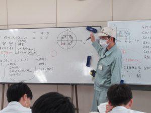 授業の様子(機械工学科)