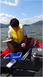 阿蘇海水質改善の試み