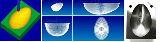 教育用3次元CADCAM教材の開発