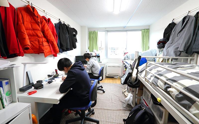 舞鶴工業高等専門学校学生生活寮生活