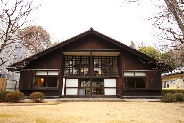 住宅建築模型制作(前川國男自邸)