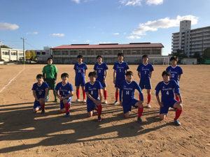 全国高専サッカー大会近畿地区予選に出場しました。[11月21日(土)]