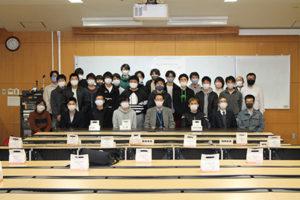 留学生交流会を開催しました。[12月15日(火)]