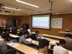 メンタルヘルス講演会を開催しました。