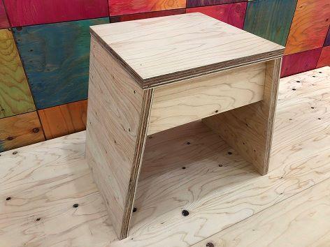 椅子の制作