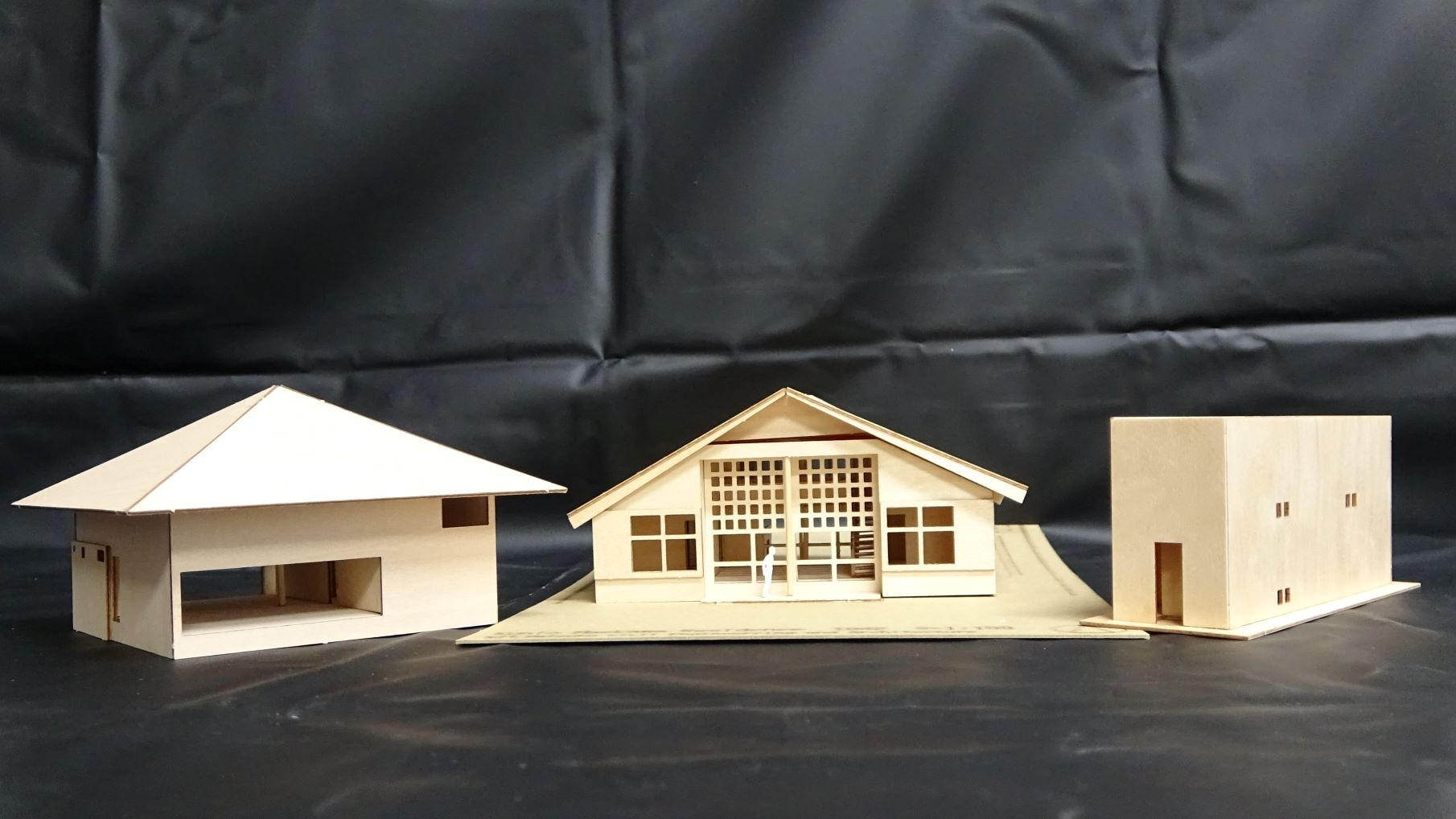 住宅建築模型制作 新作