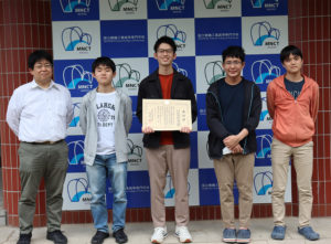 第71回「電波の日」近畿総合通信局長表彰を受賞しました。
