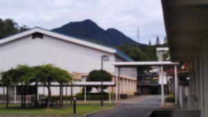 校内風景(令和2年8月7日)