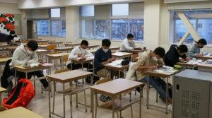 「放課後教室」の様子