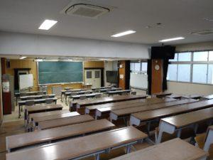 第1合併教室